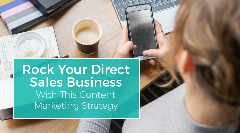 Direct-Sales-Business-Content-Marketing-Strategy