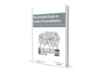 Engage Your Anonymous Visitors Through Personalization