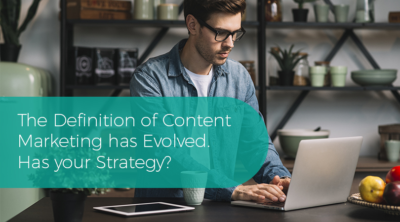 Definition of Content Marketing has Evolved