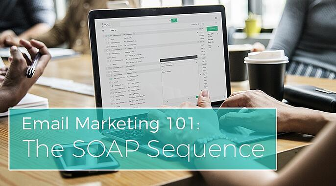 Email Marketing 101 The SOAP Sequence