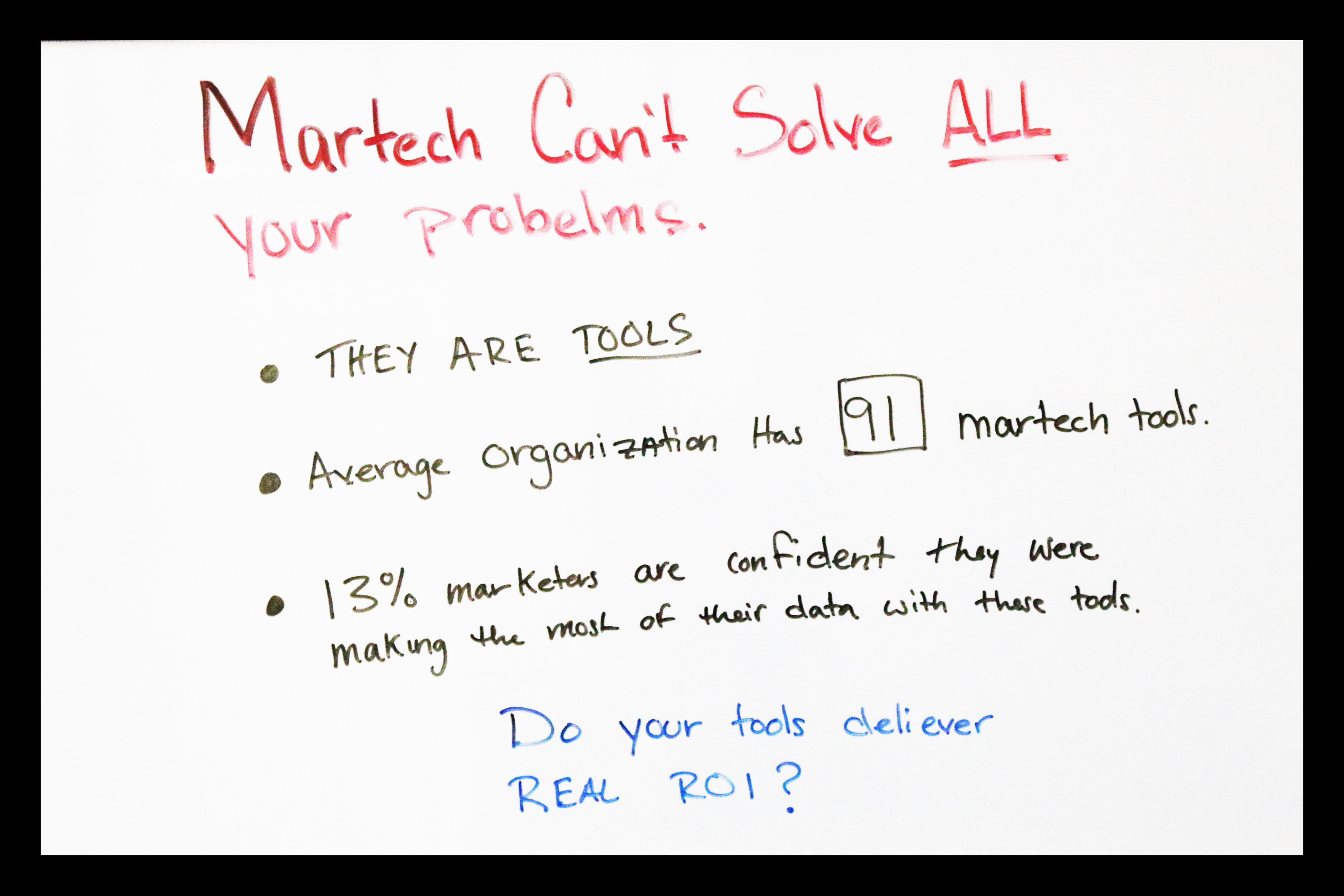 How Many Marchtech tools do you need