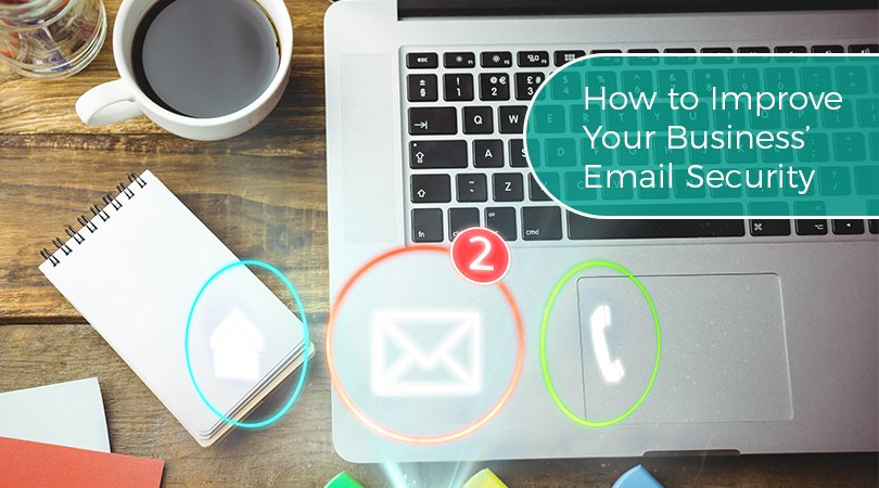 How to Improve Your Business' Email Security