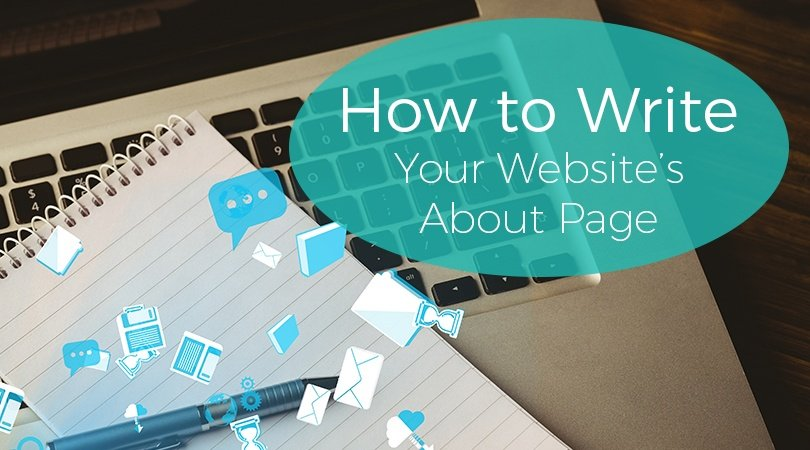 How to Write Your Websites About Page