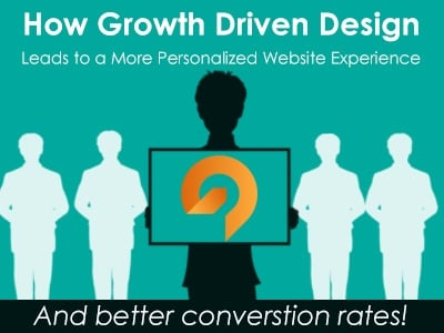 How Growth Driven Design Lead to a More Personalized Website Experience
