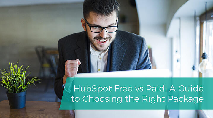 HubSpot Free vs Paid A Guide to Choosing the Right Package