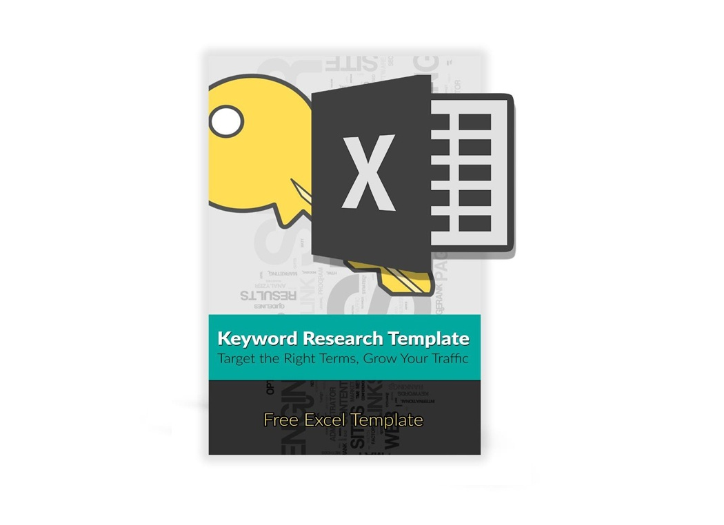 SEO Keyword Research Template
