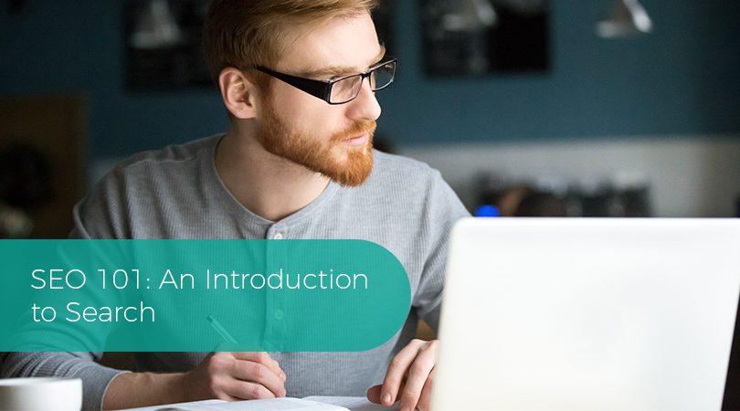 SEO 101 An Introduction to Search