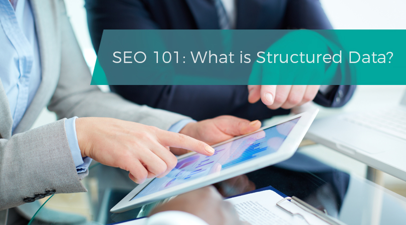 SEO 101 What is Structured Data