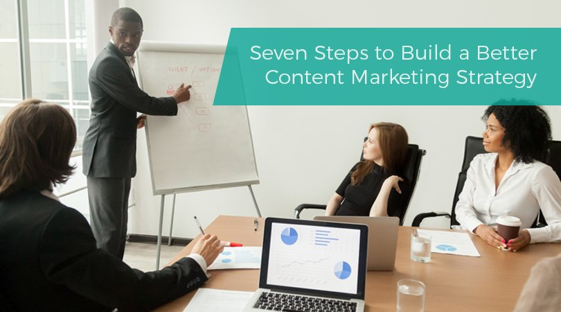 Seven Steps to Build a Better Content Marketing Strategy
