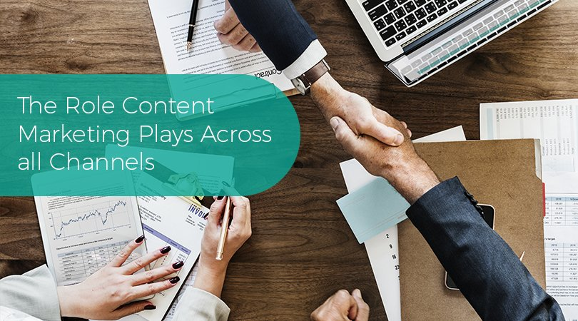 The Role Content Marketing Plays Across all Channels