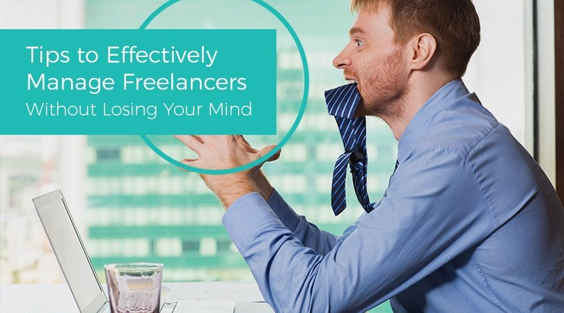 Tips to Effectively Manage Freelancers Without Losing Your Mind