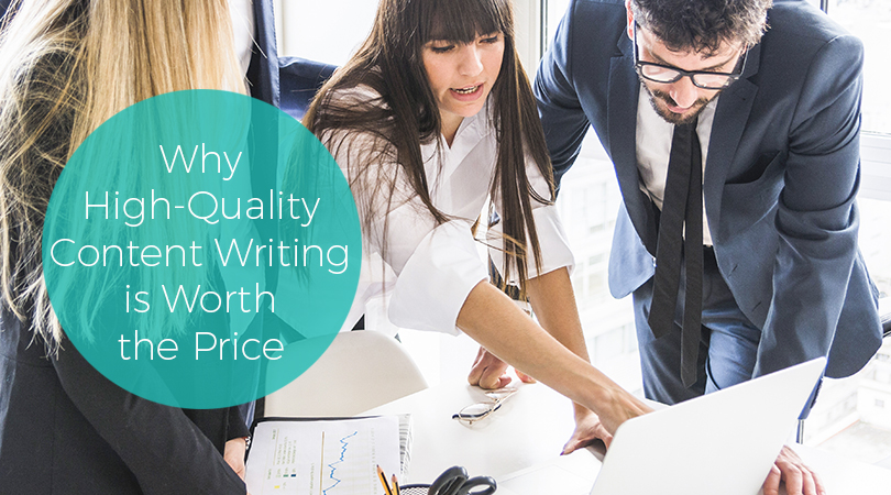 Why High-Quality Content Writing is Worth the Price