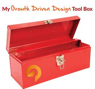 growth driven design tool box