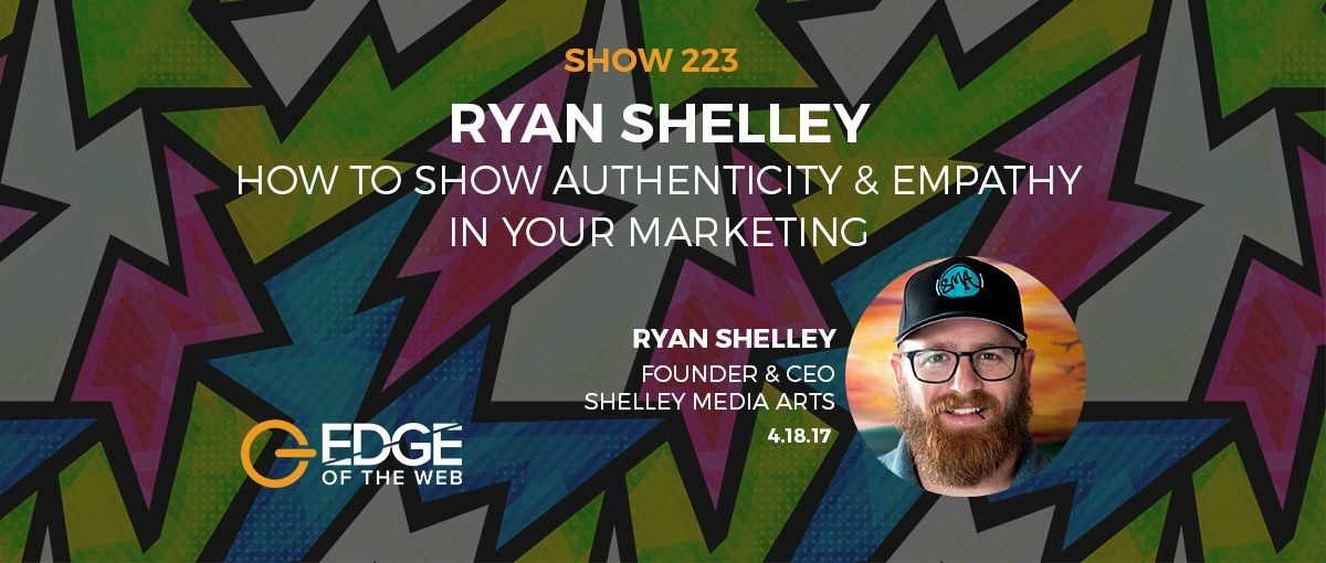 Ryan Shelley - Edge of the Wed - SEO