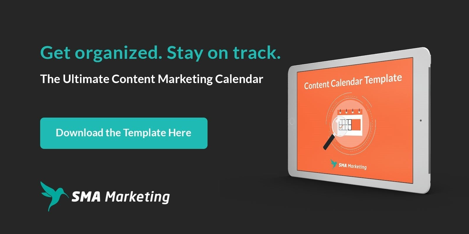 content calendar template free download