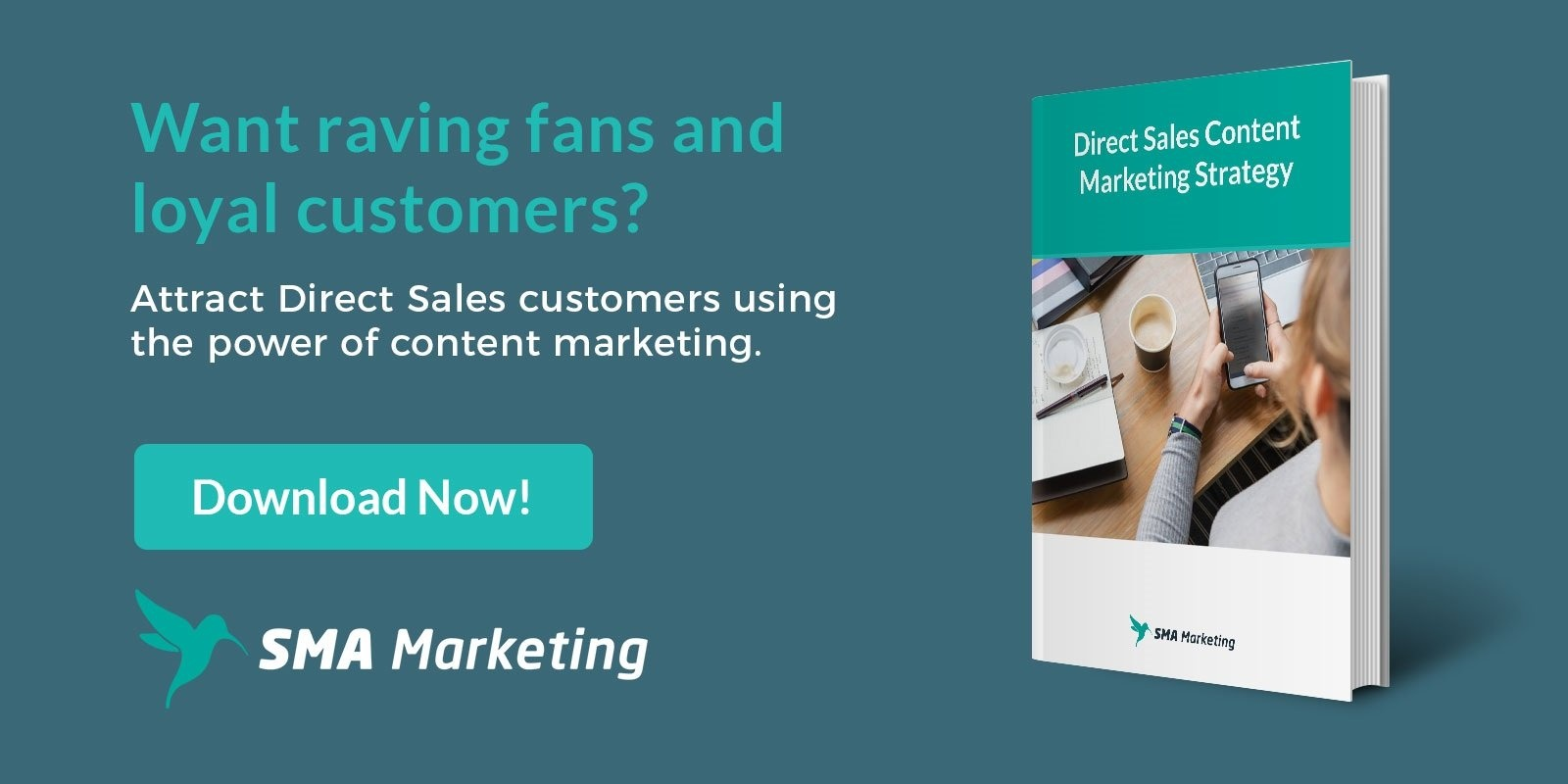 direct sales content marketing strategy