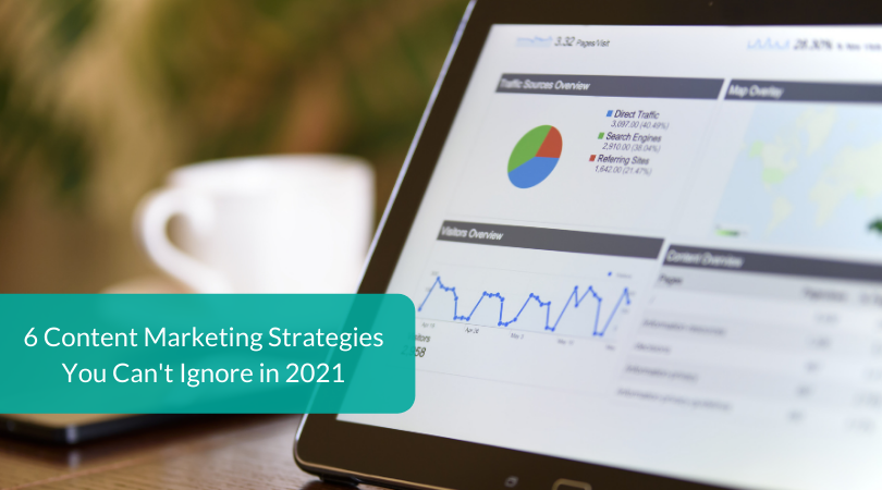 6 Content Marketing Strategies You Cant Ignore in 2021 (2)