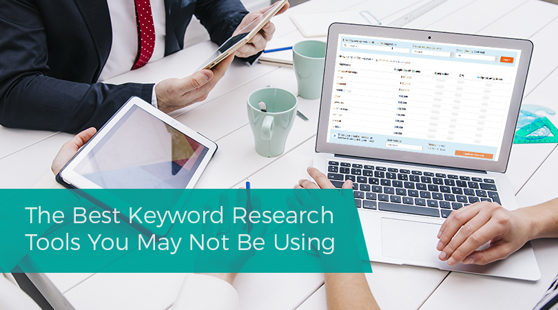 The Best Keyword Research Tools You May Not Be Using